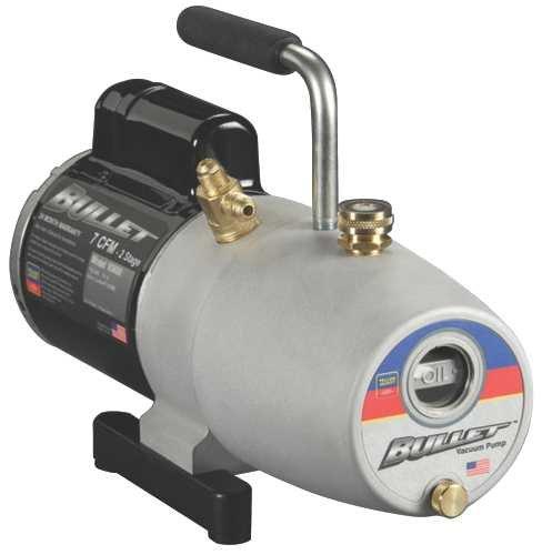 Yellow Jacket 93600 – Bullet 7 CFM Vacuum Pump