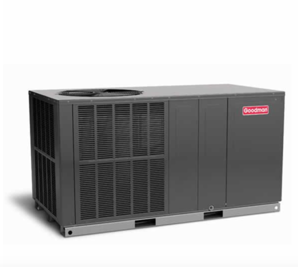 Goodman 2.5 Ton Packaged Unit Air Conditioning Horizontal 15 SEER