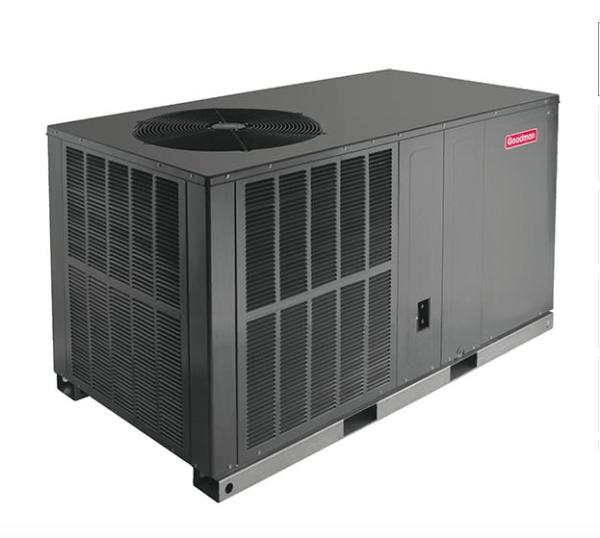 Goodman 3.5 Ton Packaged Unit Air Conditioning Horizontal 14 SEER