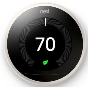 Nest Thermostat 3rd Generation White