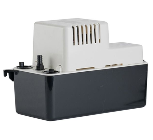 Little Giant VCMA-20 Series 80 GPH Automatic Condensate Removal Pump with Safety Switch (230v)