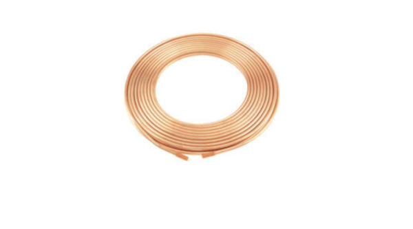 "ICool 5/8"" OD x 50' Copper Refrigerant Tubing Coil"