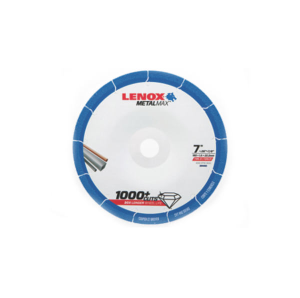 "Lenox 2044467 4.5"" MetalMax Diamond Cut and Amp Grind Wheel"