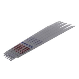 """Lenox 20583110R 12"""" x 10/14 TPI General Purpose Bi-Metal Reciprocating Saw Blade 5 Pack"""
