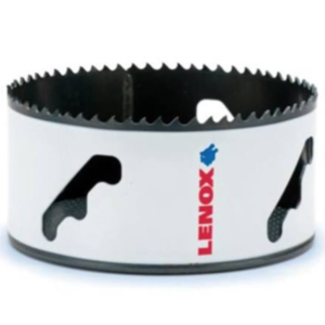 "Lenox 3006666L 4-1/8"" Bi-Metal Speed Slot Hole Saws"
