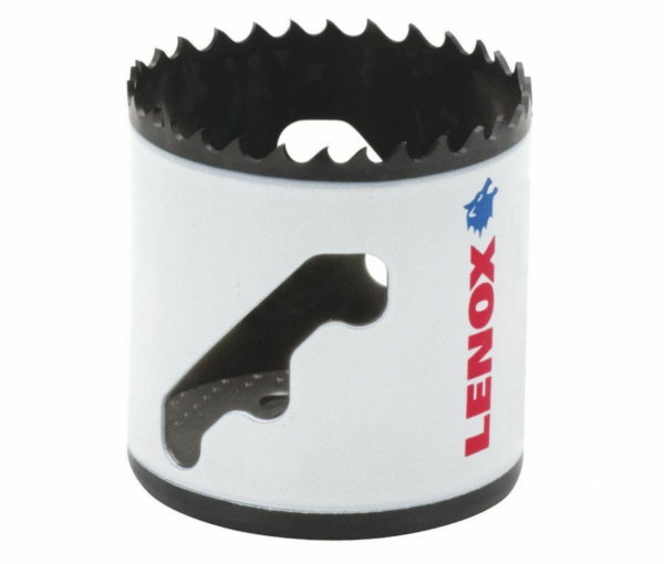 "Lenox 3003434L 2-1/8"" Bi-Metal Speed Slot® Hole Saw"