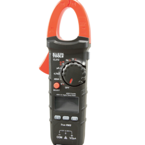 Klein Tools CL312 400A AC Auto Ranging Digital Clamp Meter for HVAC Electrical Tester