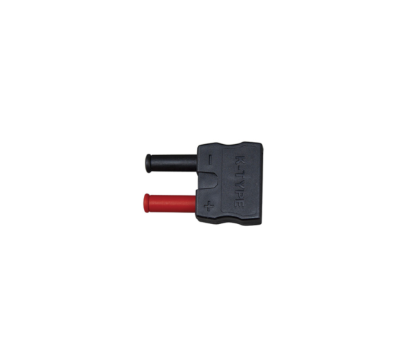 Klein Tools 69146 Banana Plug Adapter to K-Type Thermocouple