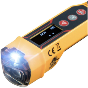 Klein Tools NCVT-6 Non-Contact Voltage Tester with Distance Laser Meter