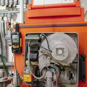 Testo 760-2 Digital Multimeter with Capacitance, TRMS, Temperature,LPF & More