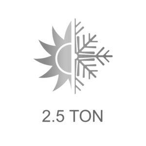 2.5 TON