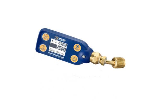 """Yellow Jacket Omni Digital Vacuum Gauge with 1/4"""" Coupler 69020"""