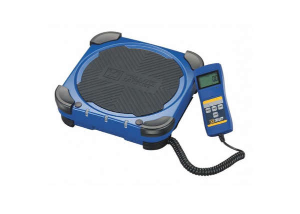 Yellow Jacket Refrigerant Charging Scale, 220 lb.