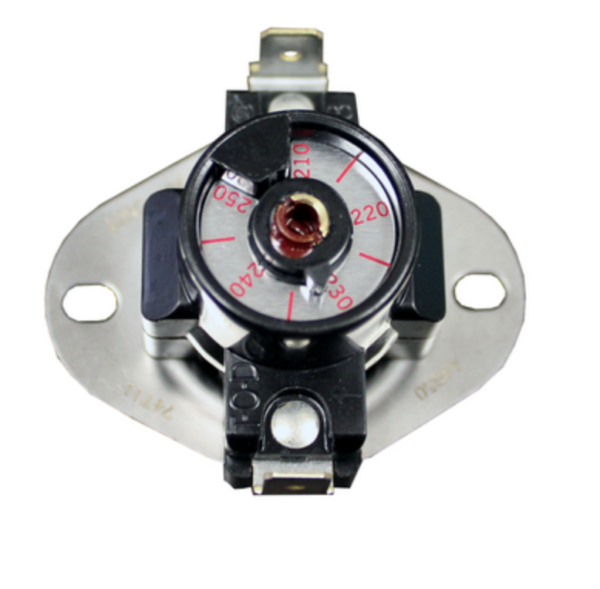 Supco AT014 Therm-O-Disc Adjustable Snap Disc Thermostat