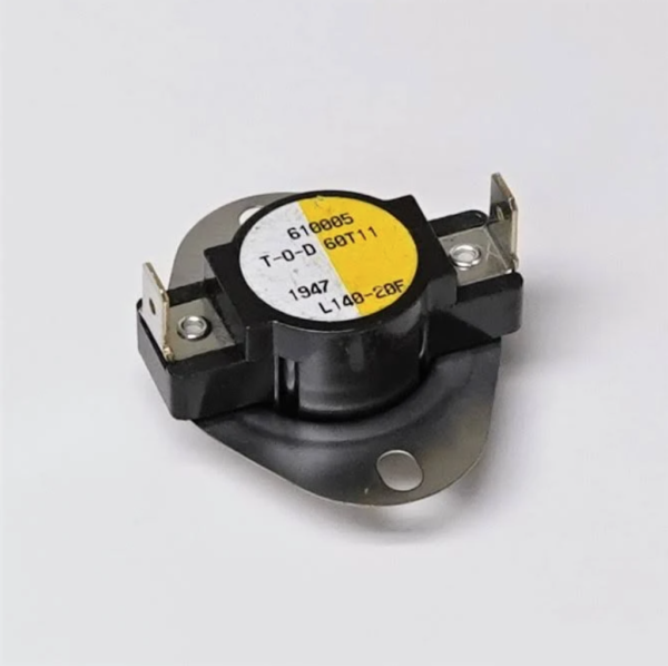 Supco L140-20 Heater Limit Thermostat Thermodisc Open On Rise