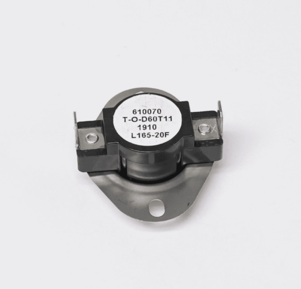 Supco L165-20 Heater Limit Thermostat Thermo-disc Open On Rise