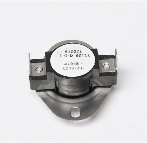 Supco L170-20 Heater Limit Thermostat Thermodisc Open On Rise