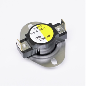 Supco L190-40 Heater Limit Thermostat Thermo-disc Open On Rise