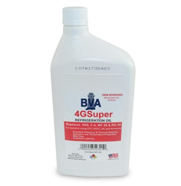 Mineral Oil 68 4GSuper Quart BVA 4q