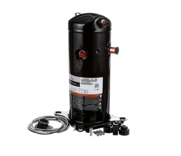 Copeland Scroll Compressor, 208V/230V, 1-Phase, 53,500 Btu R22 Refrigerant