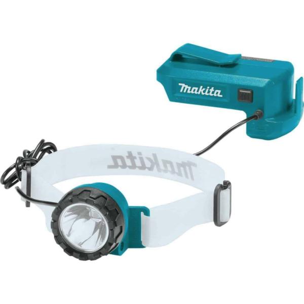 Makita®DML800 18V LXT Lithium-ION Cordless L.E.D Headlamp