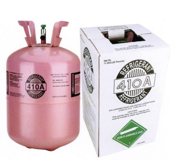 Refrigerant R-410A 25Lbs (Restrictions Applied)
