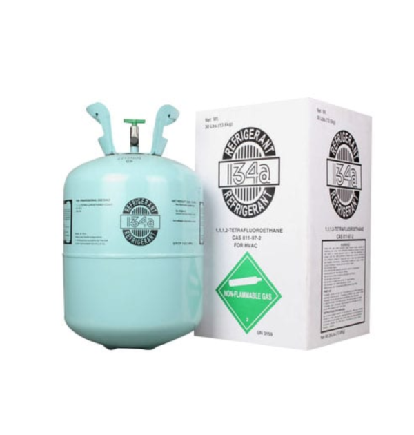 Refrigerant R134A 30Lbs Cylinder (Restrictions Applied)