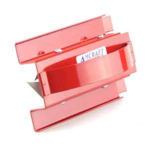 Amcraft® 1100 Red 1″ 90° V Kerfing Tool for Duct Board