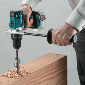 "Makita® XFD07Z 18V LXT® Lithium‑Ion Brushless Cordless 1/2"" Driver‑Drill, Tool Only"