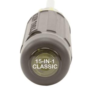 Klein Tools 32290 Multi-bit Screwdriver with Storage (15 Pc)