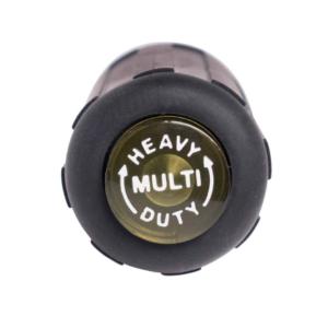 Klein Tools 32558 6-in-1 Multi-Bit Ratcheting Screwdriver/Nut Driver