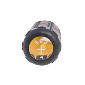 """Klein Tools 603-4 #2 Phillips Screwdriver w/ 4"""" Round Shank"""