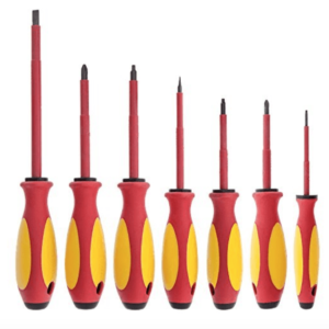 Knipex 9T 653746 7PC Insulated Screwdriver Set