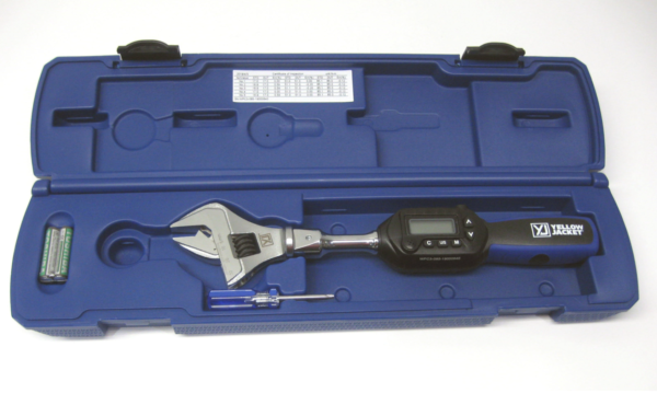 Yellow Jacket 60648 Digital Adjustable Torque Wrench