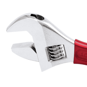 Klein Tools D507-10 Adjustable Wrench – Extra Capacity