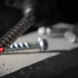 Rebar Demon™ SDS‑Plus 4‑Cutter Full Carbide Head Hammer Bit