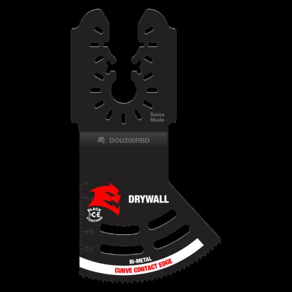 2 in. Universal Fit Bi-Metal Oscillating Blade for Drywall