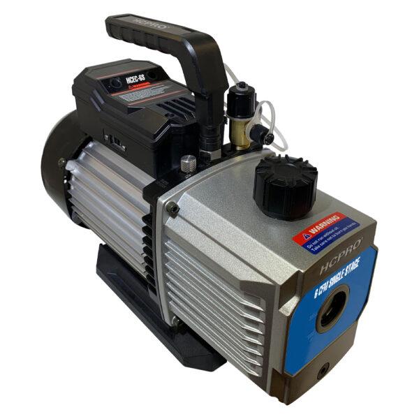 HCPRO HCEC-6S 6 CFM Single Stage & Single Voltage Vacuum Pump