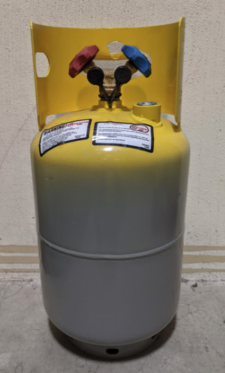 MA-Line 30 Lbs Refrigerant Recovery Cylinder