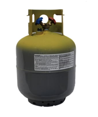 MA-Line 50 Lbs Refrigerant Recovery Cylinder
