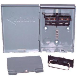 Diversitech® EDS-60U 60A Non-Fusible Disconnect Switch, 240VAC